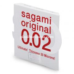 Sagami 0.02 1s