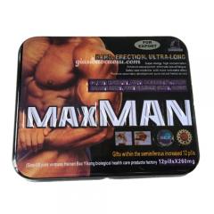 Thuốc cường dương maxman 260mg