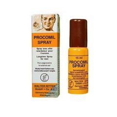 Thuốc xịt chống xuất tinh sớm Procomil