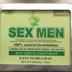 Thuốc cường dương thảo dược Sex Men